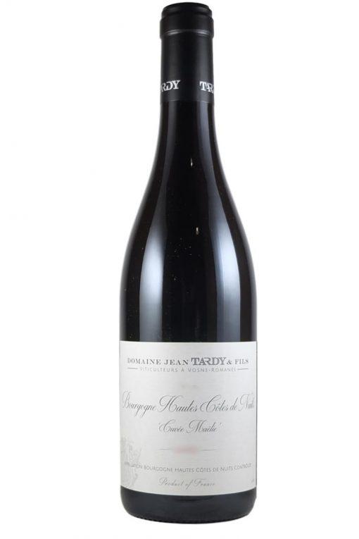 Jean Tardy Hautes Côtes de Nuits Cuvée Maëlie