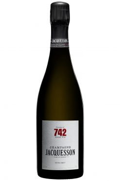 Champagne Jacquesson Cuvée No. 742