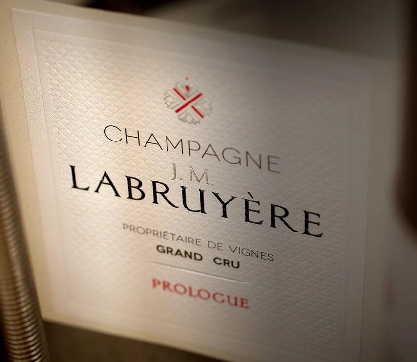 Champagne Labruyère Prologue