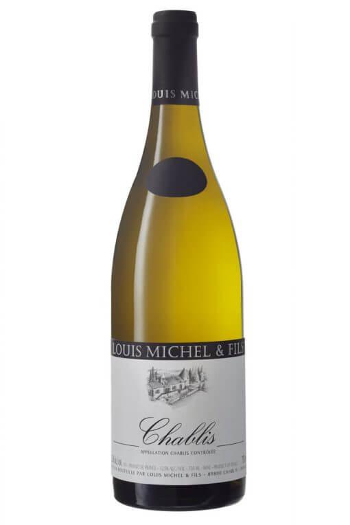 Louis Michel Chablis cork